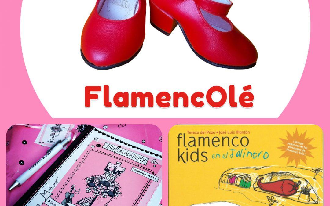 """Flamenco Kids"" meets Simone Arts"