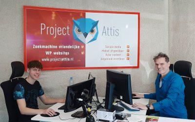 Meet en greet met ons online marketing team!